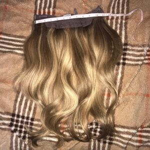"""22"""" Layered Halo Couture Extensions"""